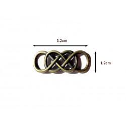 Celtic knot x4