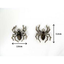 Araignée x2