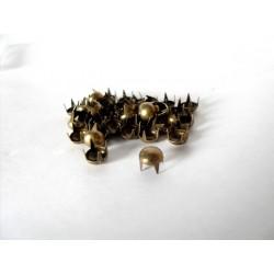Nail bronze