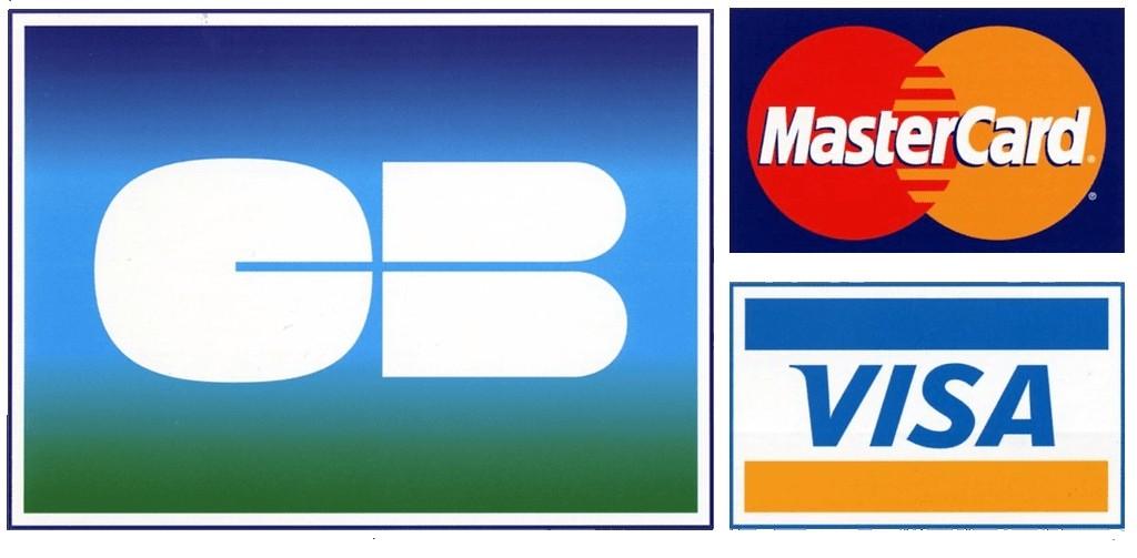4 Moyens de paiement : Chèque, Virement, Paypal et CB via paypal